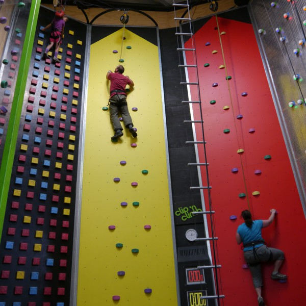 Clip 'N Climb Wanaka - Climbing for all ages - Basecamp Wanaka, Otago