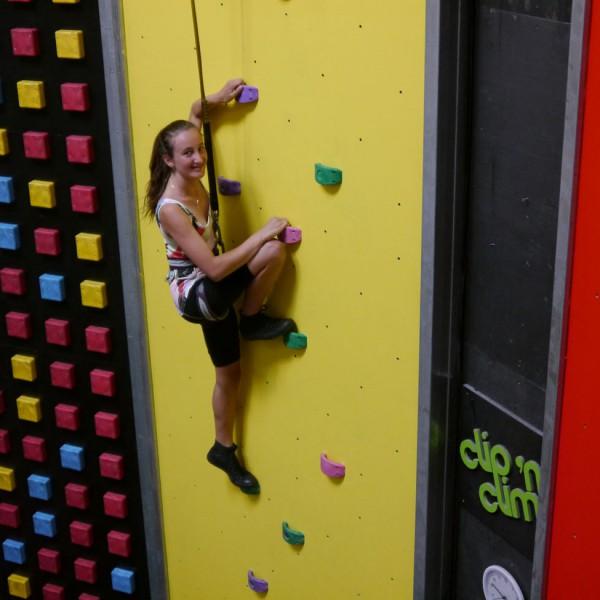 Clip 'N Climb Wanaka - Indoor Climbing Facility - Basecamp Wanaka, Otago