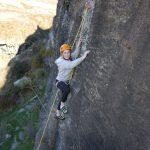 Outdoor Climbing - Basecamp Rock Adventures Wanaka
